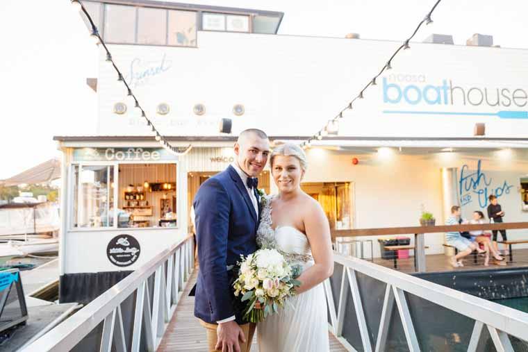 Noosa Wedding Venue Noosa Boathouse