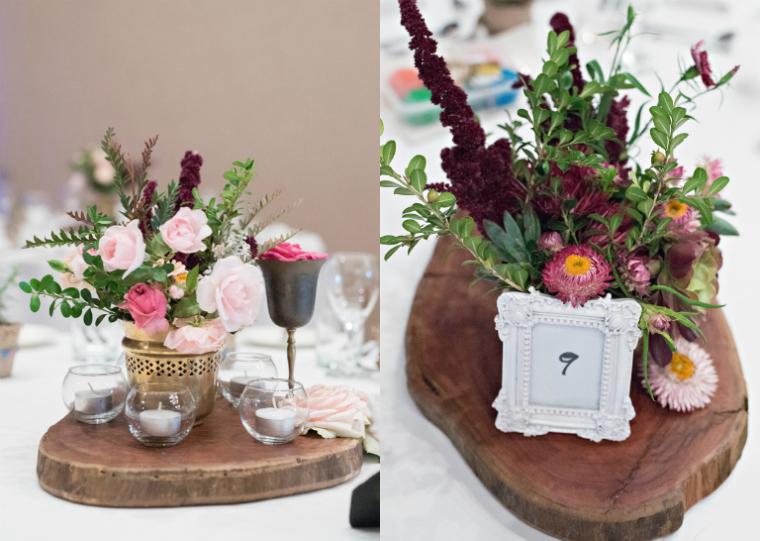 Flaxton wedding florist _ Woods & Bloom _1