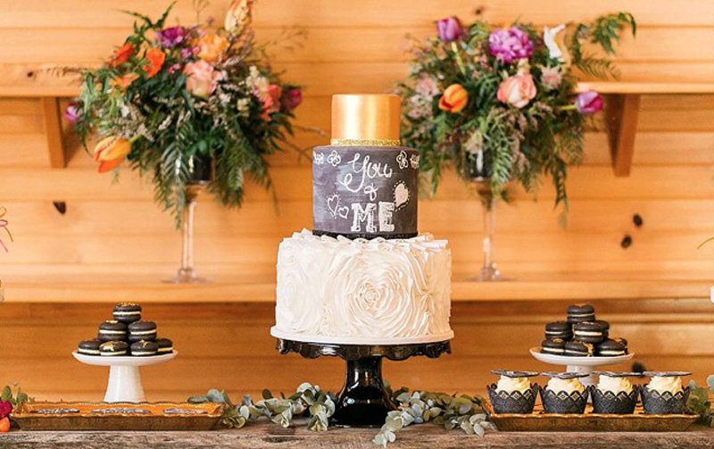 Inspo Wedding Cakes Almost Too Good To Eat