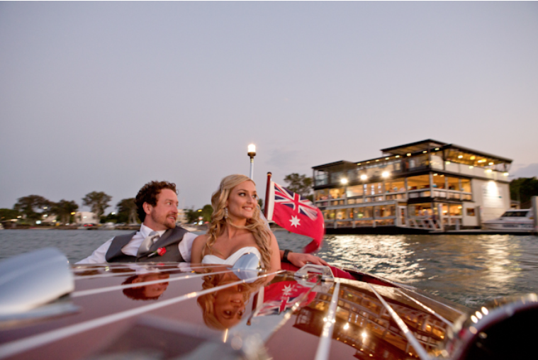 5 Of The Best Waterfront Reception Venues On Sunshine Coast