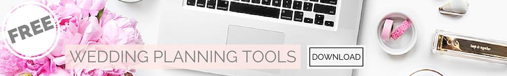 Free Planning Tools Printable