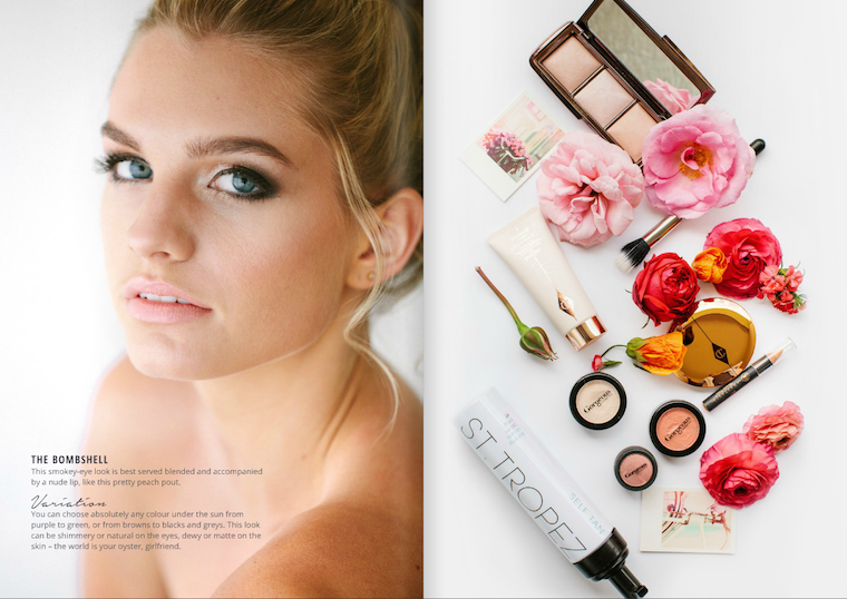 List Of Bridal Makeup : Bridal Makeup Look Book - The Brides Tree
