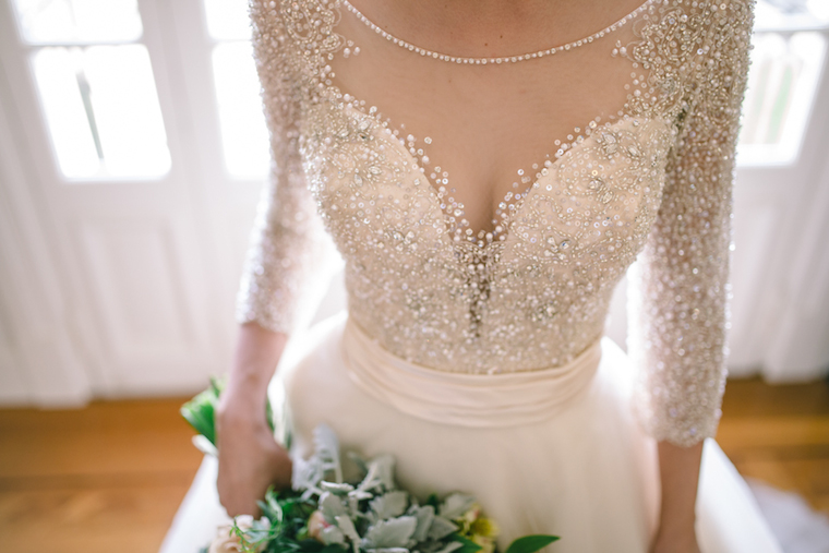 Bridal Gowns by the Beach | Brisbane Bridal Boutique - The Bride\'s Tree