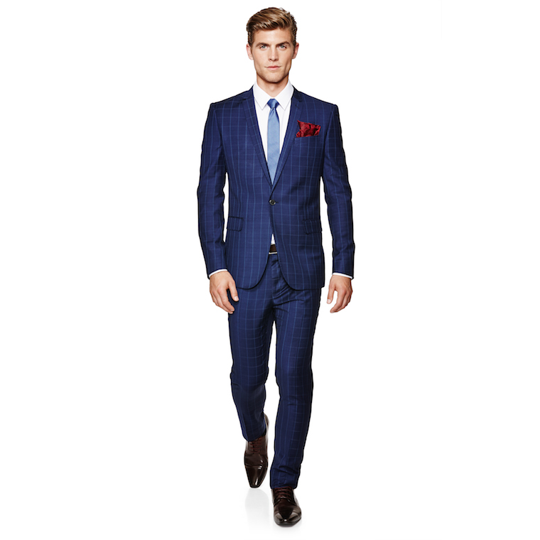 Groom Fashion | Suits for a Spring Wedding - The Bride\'s Tree