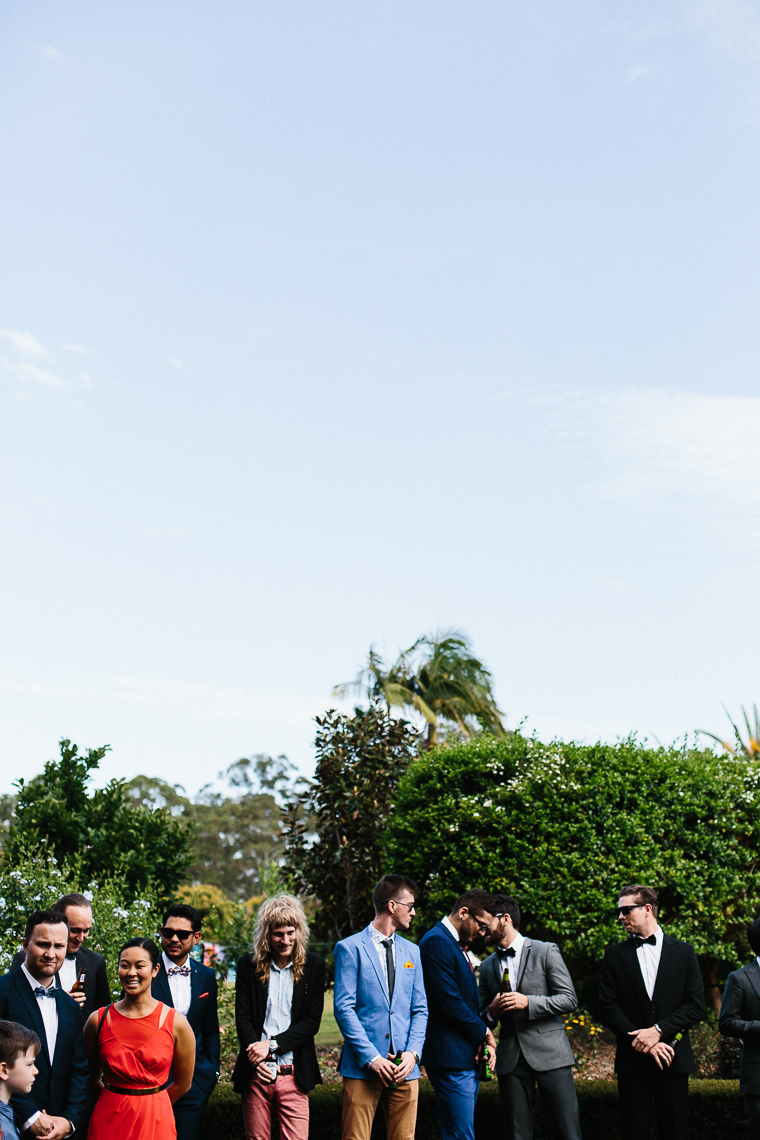 Backyard wedding Noosa _ Private Property wedding _ marquee wedding