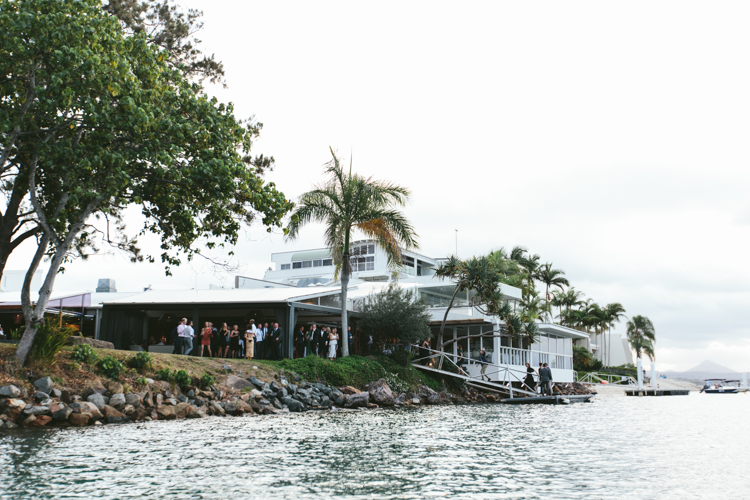 Rickys River Bar wedding _ Noosa River Wedding _ Noosa Wedding _ The Bride's Tree