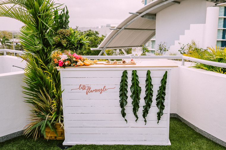 Rooftop wedding reception Mooloolaba _ The Bride's Tree magazine11