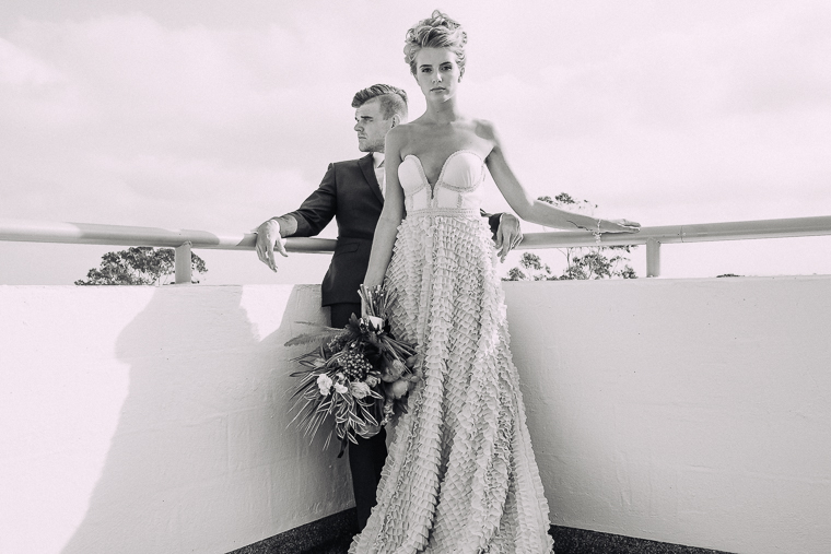Rooftop wedding reception Mooloolaba _ The Bride's Tree magazine7