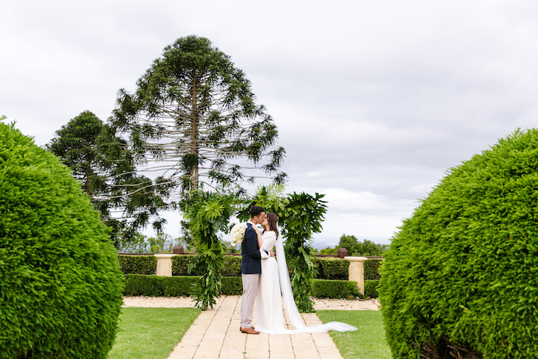 Flaxton Gardens wedding _ The Bride's Tree _ styled shoot _wedding inspo