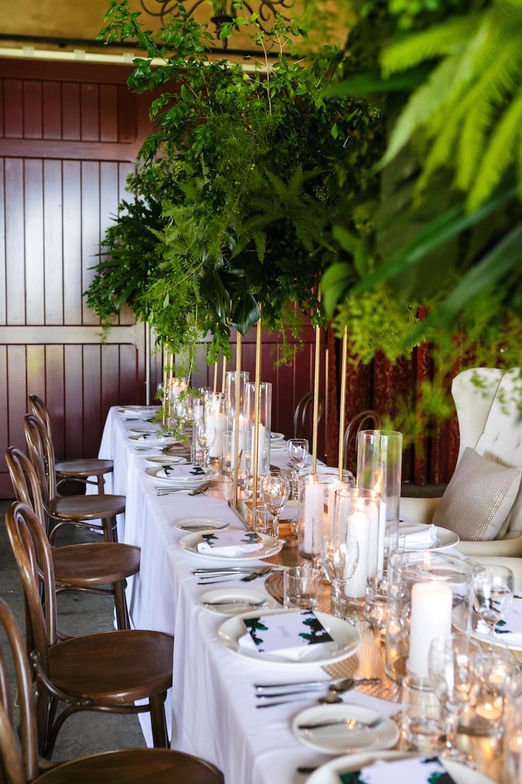 Flaxton Gardens wedding _ The Bride's Tree _ styled shoot _wedding inspo