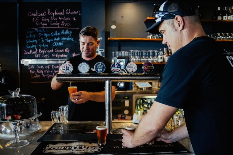 Sunshine Coast Buck's Night _ Hen's Night _ craft beer tour