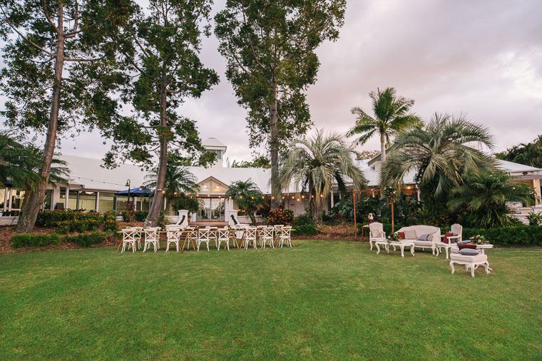 Twin Waters Golf Club wedding