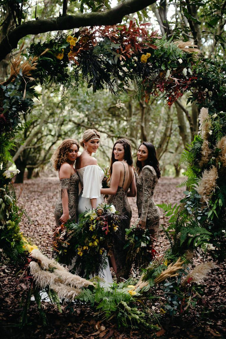 Sunshine Coast wedding florist _ Sunshine Coast florist _ Heavenly Blooms _ The Bride's Tree