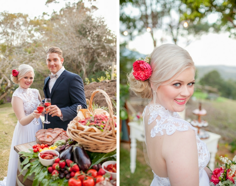 Garden party in Maleny _ Weddings at Tiffany's_7