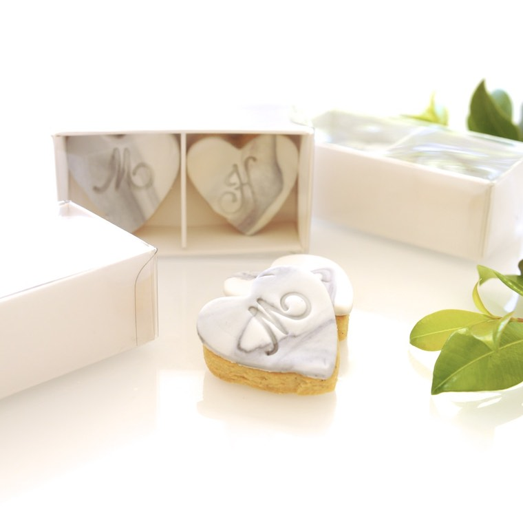 Edible wedding favours _ SweetP Cakes and Cookies