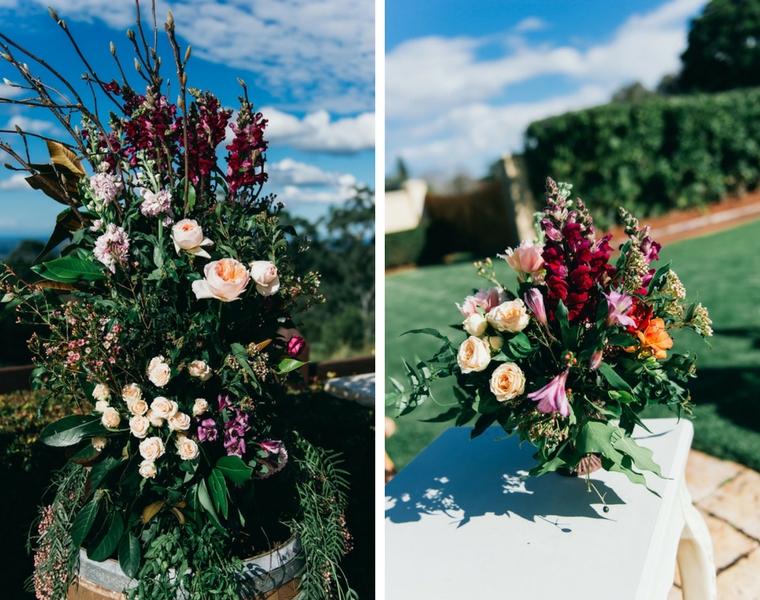 Flaxton Gardens wedding _ Sunshine Coast hinterland wedding _ Bre + Alex