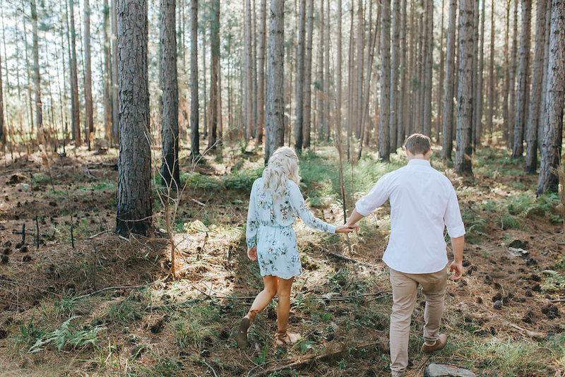Win an engagement shoot with Mallory Sparkles on the Sunshine Coast