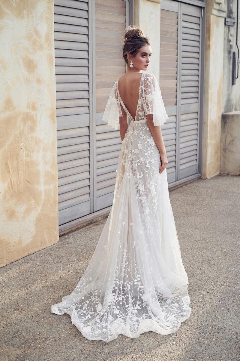 Amelie Dress (Draped Sleeve)-7