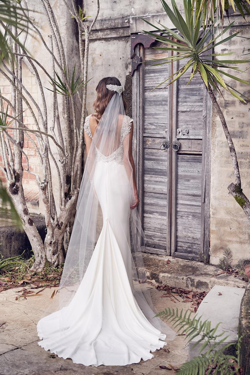 Aria Dress (Crepe de Chine)-2
