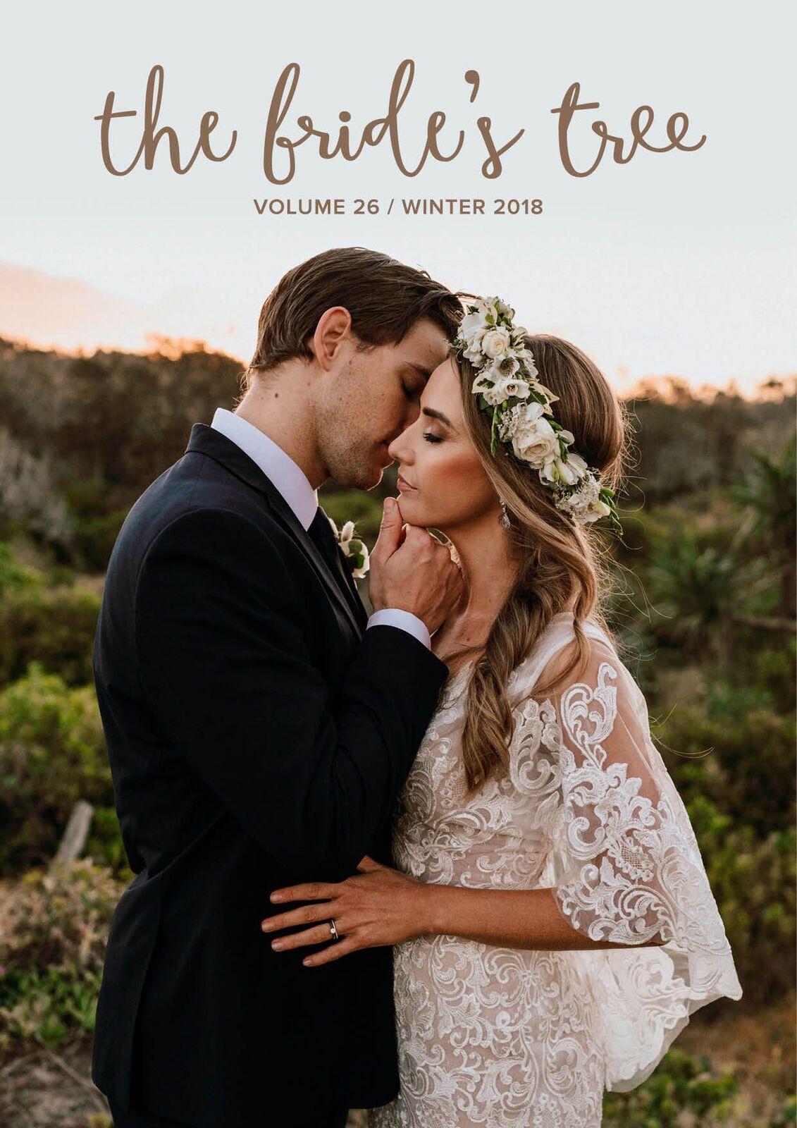 Winter Magazine cover The Bride's Tree
