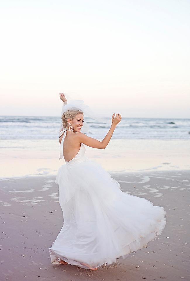 Real Wedding Elizabeth David In Noosa The Brides Tree