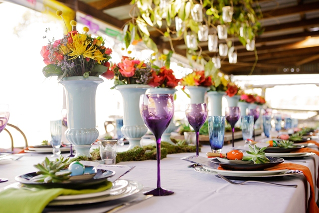 This Incredible Tablescape Is Only The Tip Of Mexican Wedding Amazingness Iceberg Images By Robecca McLean Photographer Previously Adori Studios
