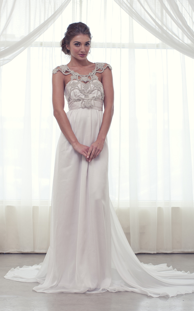Wedding Dresses Melbourne Lace : Anna campbell collection the bride s tree