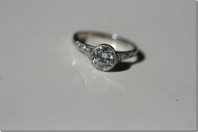 Custom Made Ethical Wedding Engagement Rings The Brides Tree