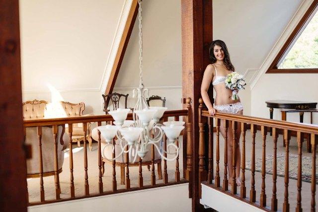 Bridal Boudoir Part One