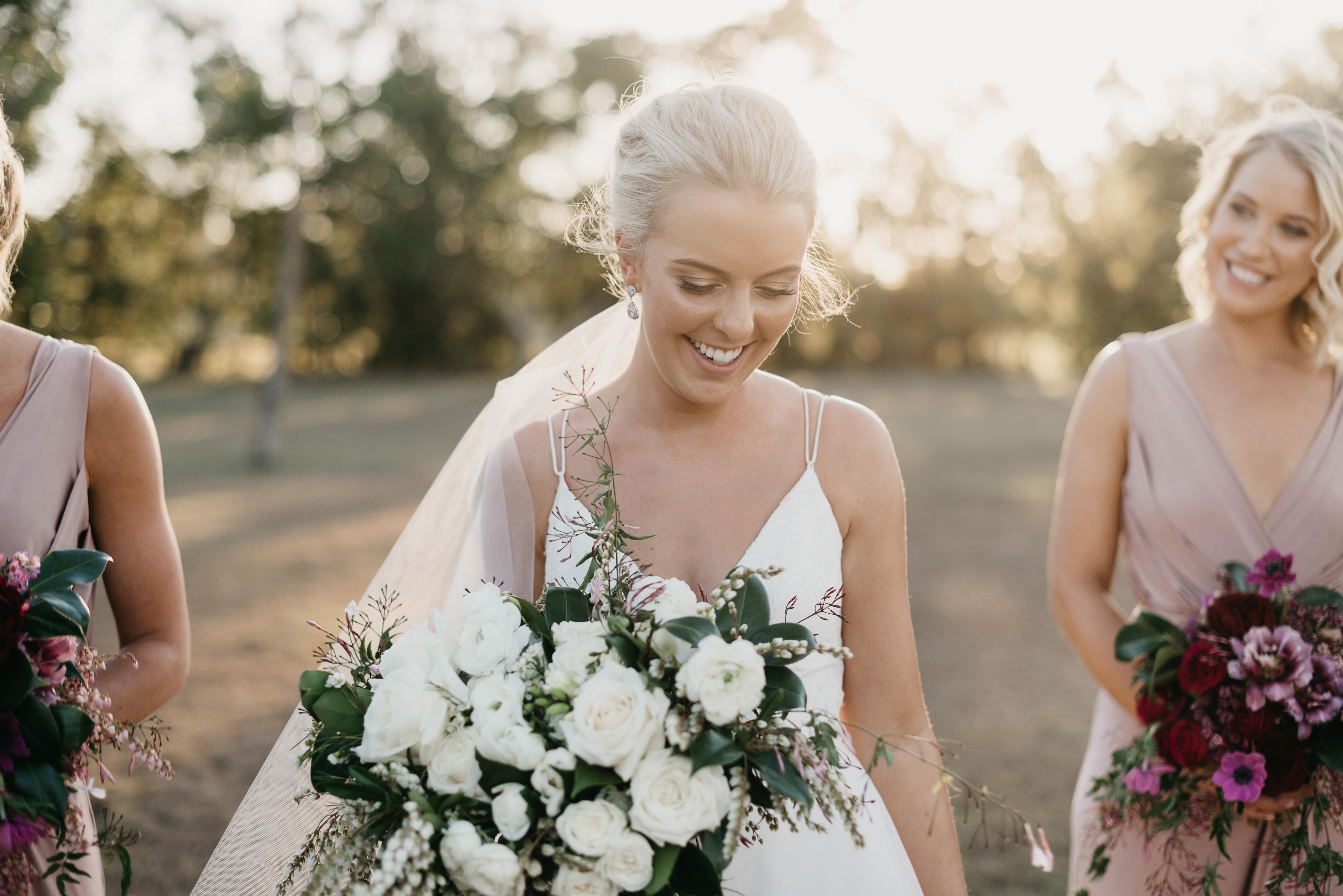 Sunshine Coast Wedding Hair Stylist Sass & Niki Wedding Hair