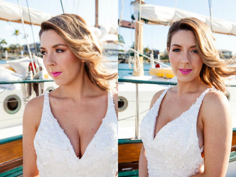 Yacht Club wedding _ wedding Mooloolaba_ The Bride's Tree _ Benny Jewell_1