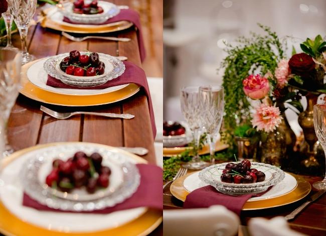Noosa wedding styled shoot_burgundy and gold wedding_