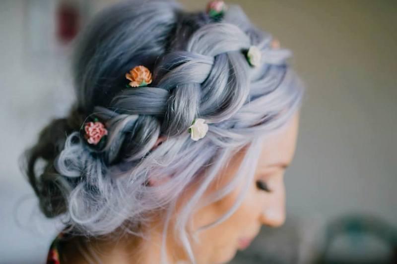 Coastal Style Mobile Hairdressing_ wedding hair _ Sunshine Coast _ Creative Braids