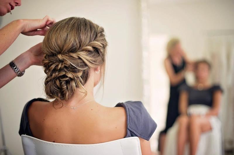 Coastal Style Mobile Hairdressing_ wedding hair _ Sunshine Coast _ Creative Braids3