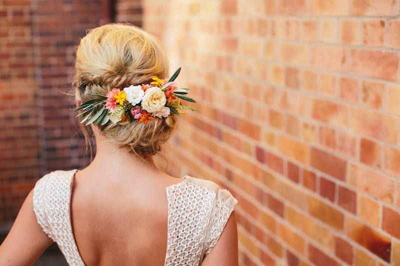 The Beauty Case _ wedding hair _ Sunshine Coast _ Creative Braids