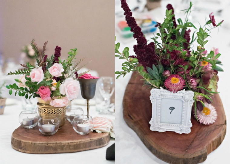 Flaxton wedding florist _ Woods & Bloom _1