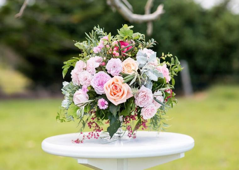 Sunshine Coast hinterland wedding _ pink wedding style _ Jennifer Oliphant Photographer_4