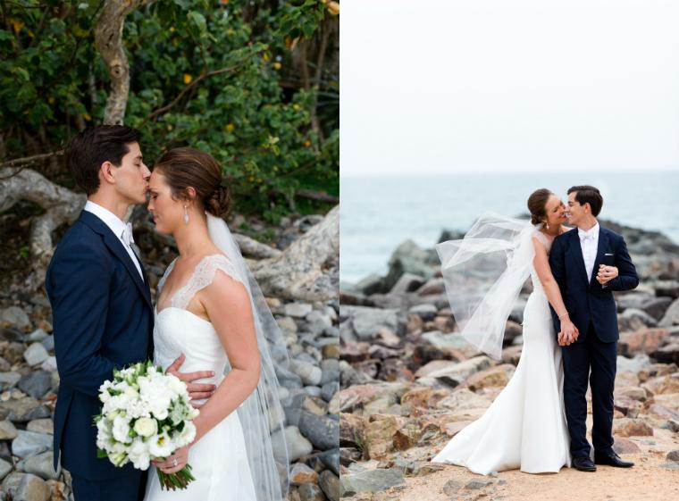 Noosa Beach wedding _ Bistro C wedding