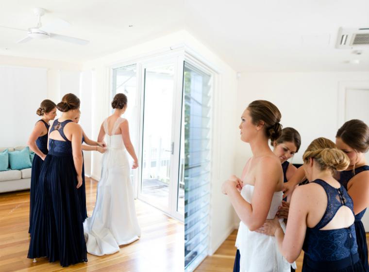 Noosa Beach wedding _ Bistro C wedding_1
