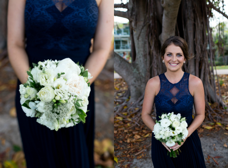 Noosa Beach wedding _ Noosa Wedding florist_