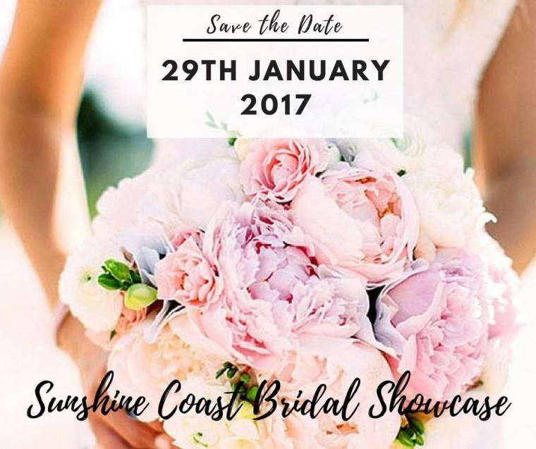 Sunshine Coast bridal showcase _save the date