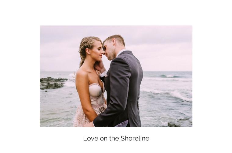 Love on the Shoreline