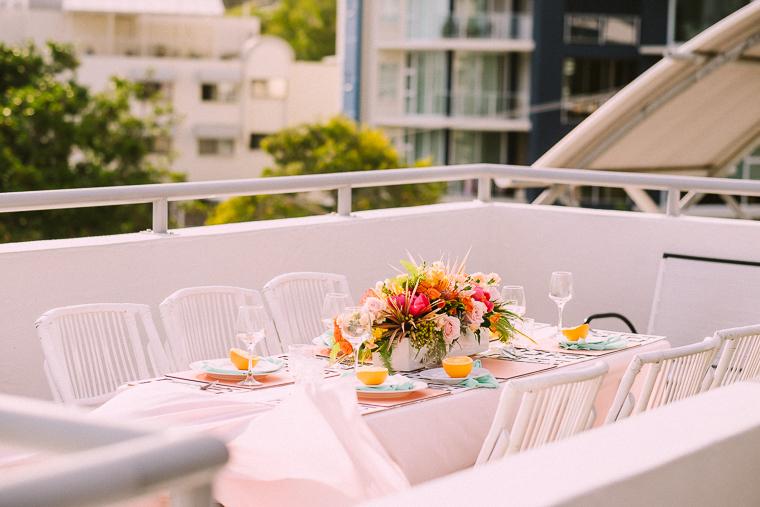 Rooftop wedding reception Mooloolaba _ The Bride's Tree magazine9