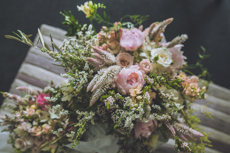 Sunshine Coast Hinterland wedding flowers