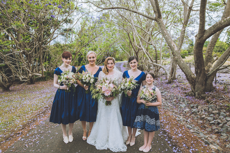 Sunshine Coast Hinterland wedding flowers _ The Bride's Tree