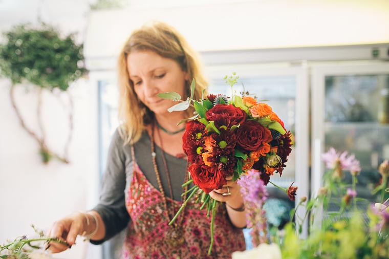 Sunshine Coast wedding florist _ Heavenly Blooms _ The Bride's Tree