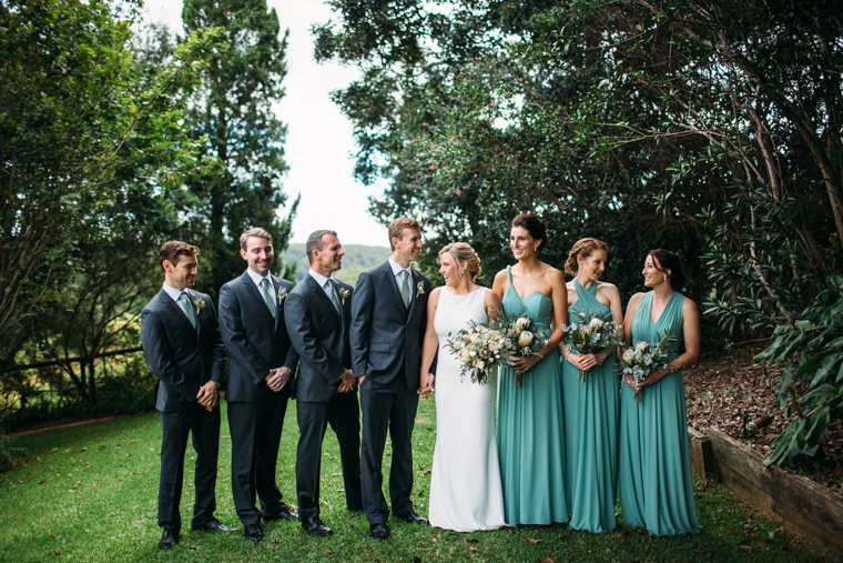 Flaxton wedding _ Sunshine Coast hinterland wedding _ Classic wedding Sunshine Coast _ The Bride's Tree