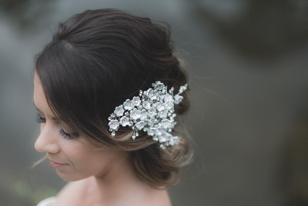 Wedding Hair pieces Sunshine Coast 9