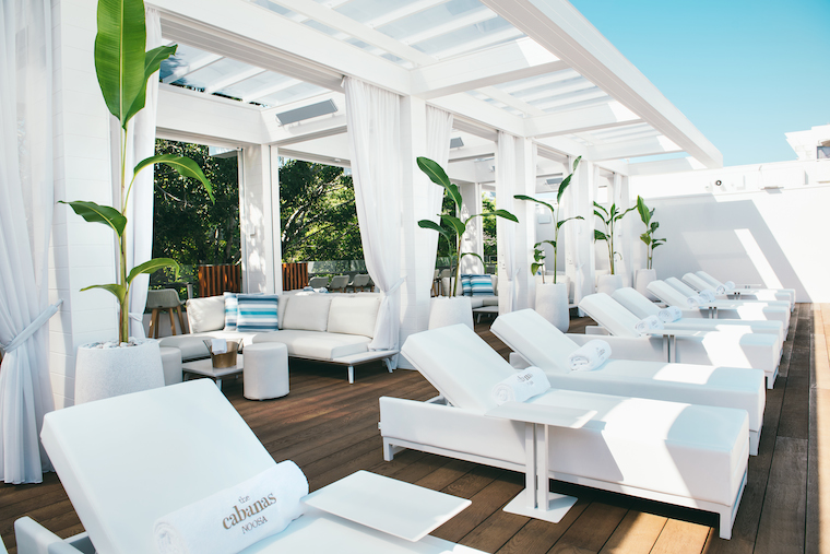 Noosa Pool Cabanas _ Win promo _ Sofitel The Bride's Tree