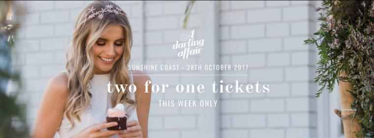 A Darling Affair 2 for 1